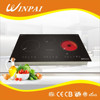 3 burners infrared induction cooker kitchen multifunction cooking plate