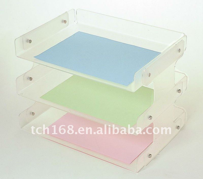 clear acrylic stacking letter tray clear acrylic stacking letter tray suppliers and manufacturers at alibabacom