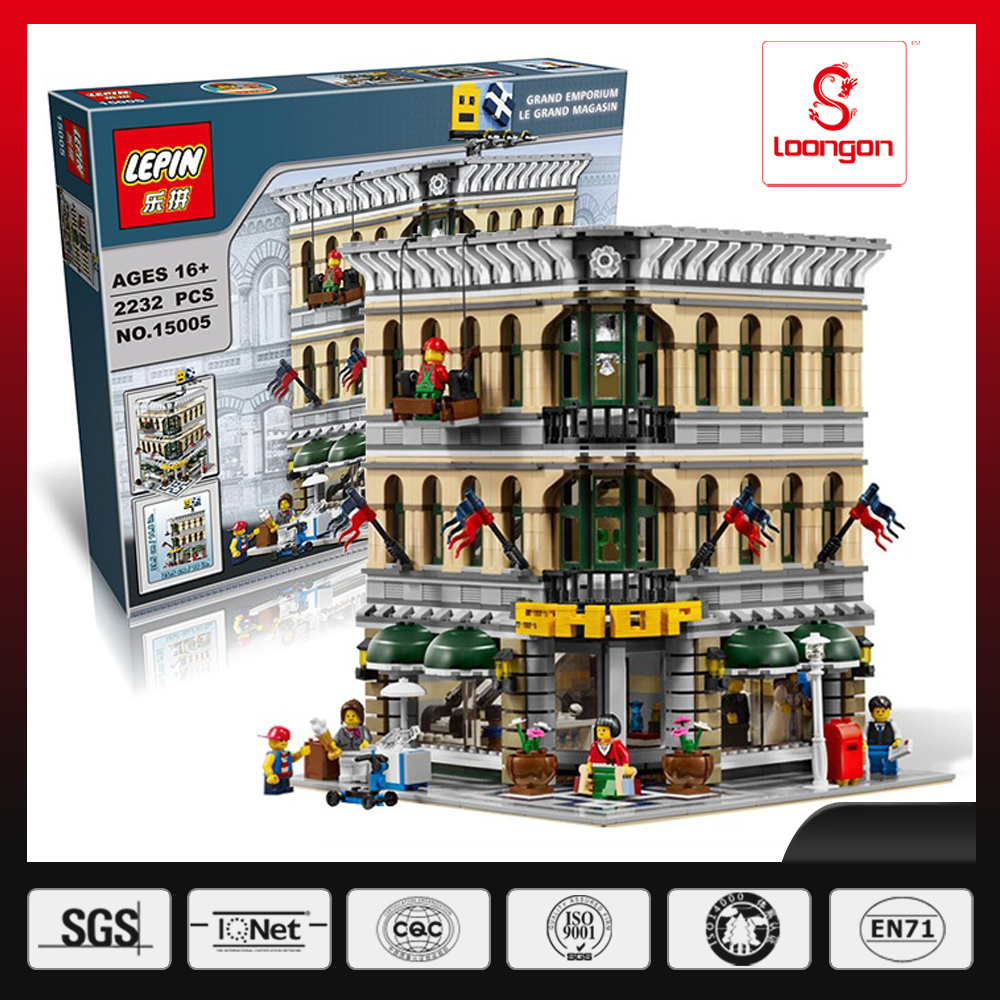 lepin creator building blocks