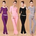 2016 New Comfortable Yoga Clothes 3pcs Set Tracksuit Female Yoga Tracksuit