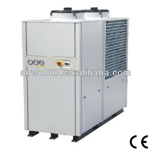 R410 A refrigerant Eurovent certified carrier water chillers