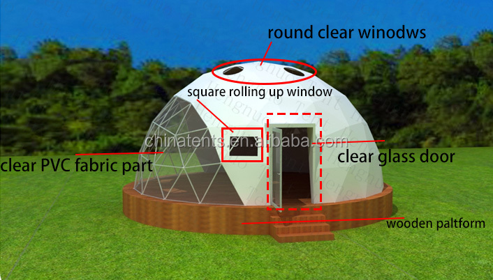 sale c&ing family dome house geodesic circus living winter tent at dome house prices & Sale Camping Family Dome House Geodesic Circus Living Winter Tent ...