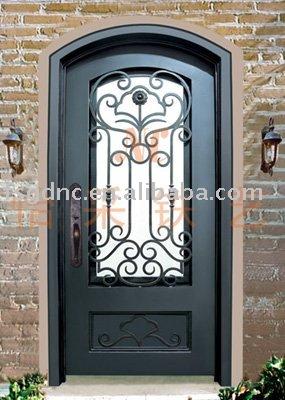 m tal porte d 39 entr e portes id de produit 320265856. Black Bedroom Furniture Sets. Home Design Ideas