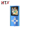 China factory wholesale digital mp3 mp4 video player blue