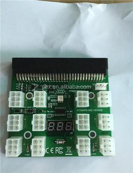 New 6 Pin Connectors Breakout Board Adapter Compatible With Power ...