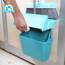 FACTORY HOUSEHOLD ALUMINIUM HANDLE PLASTIC BROOM AND DUSTPAN SET