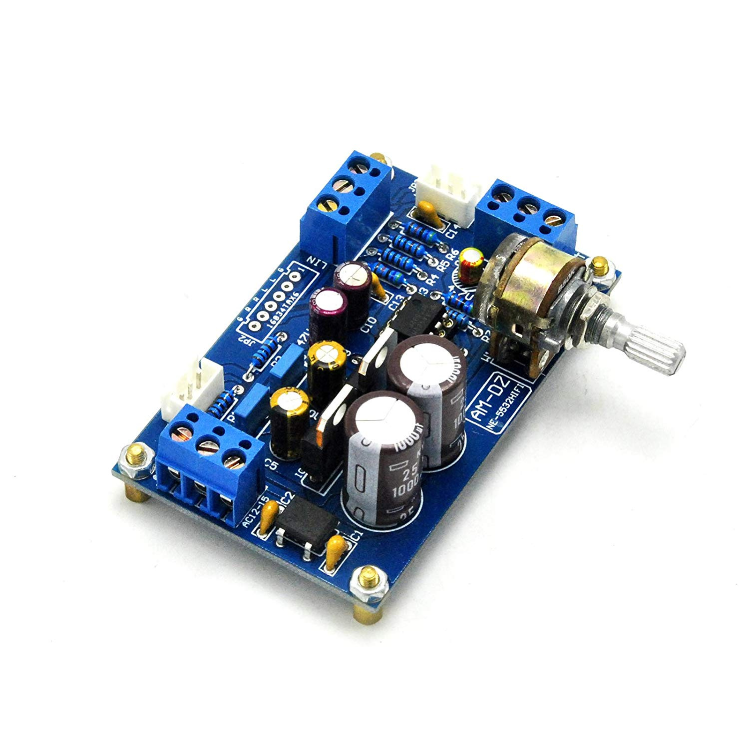 Cheap Tda7294 Ic Find Deals On Line At Alibabacom 60w Class Ab Audio Amplifier Circuit With Get Quotations Ne5532 Stereo Preamplifier Board W Potentiometer Match Lm3886 Tad7293