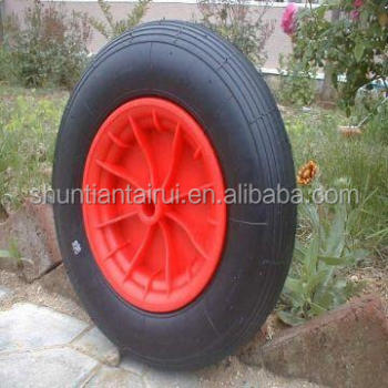 Pneumatic hot wheels rubber tyres 16x4.00-8