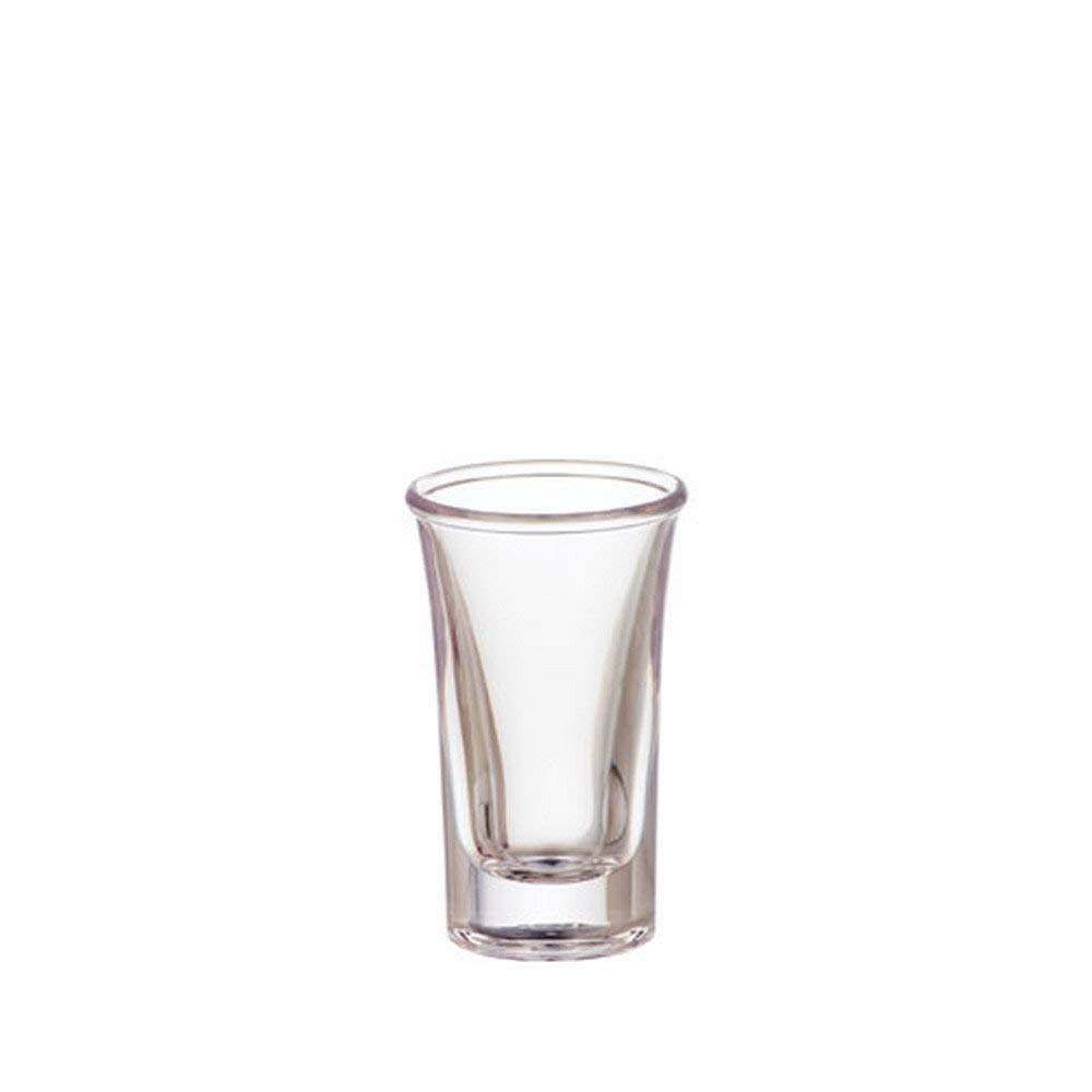 Giftale Acrylic Tumbler Cocktail Drink ware Break-Resistant Polycarbonate Whiskey Glass Plastic Glassware Collection
