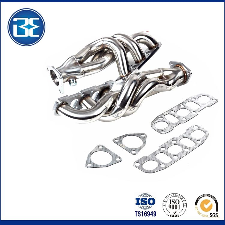 FOR 350Z G35 VQ35DE 03-06 STAINLESS RACE MANIFOLD HEADER/EXHAUST