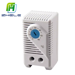 2019 Hot Sell Style Compact Size Bimetal Temperature Controller KTS011 For Fan Filter