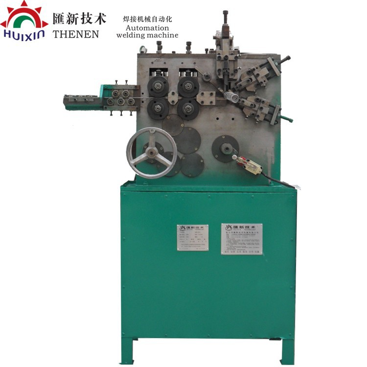 Hydraulic automatic wave wave line forming machine