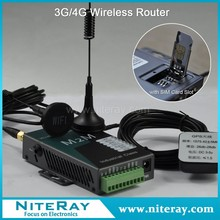 Long distance portable wifi 3g router sim card