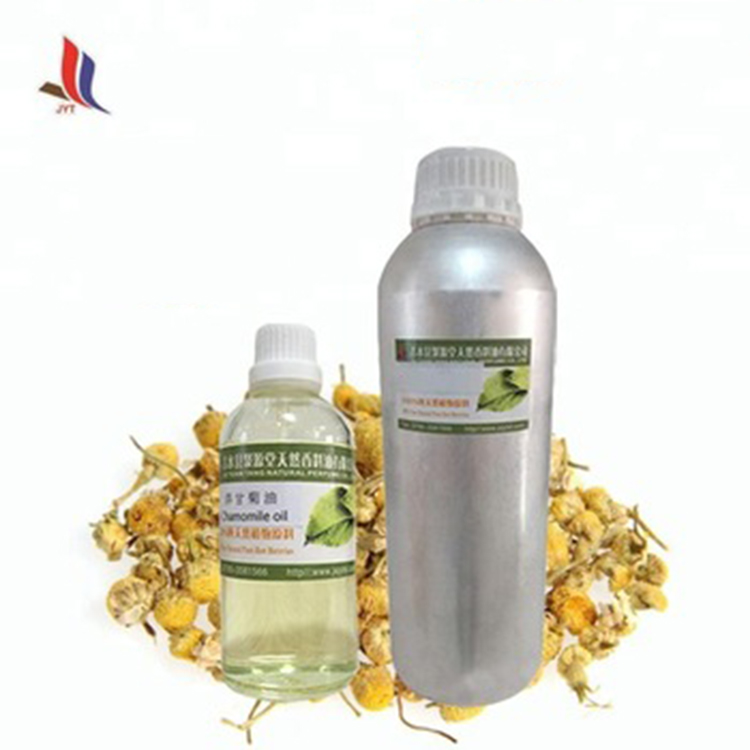 Edible Top Grade Chamomile Oil Pure Natural Raw Material for Spices Essence