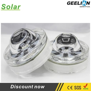 Cat Eye Reflective Safety Plastic Aluminum Glass Ceramic Solar Road Stud Price