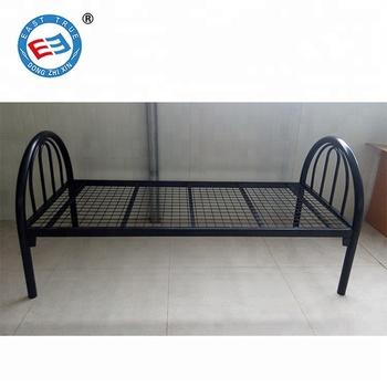 dubai metal bed sheet set bed frame steel single bed design for kuwait rh alibaba com