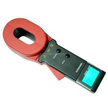 China Factory Made Clamp Ground Earth Resistance Tester