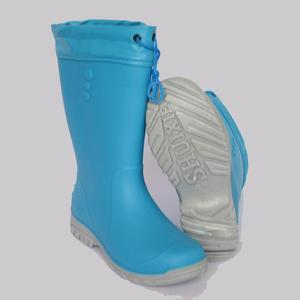 pvc gum/plastic women working/fishing rain boots without steel toe