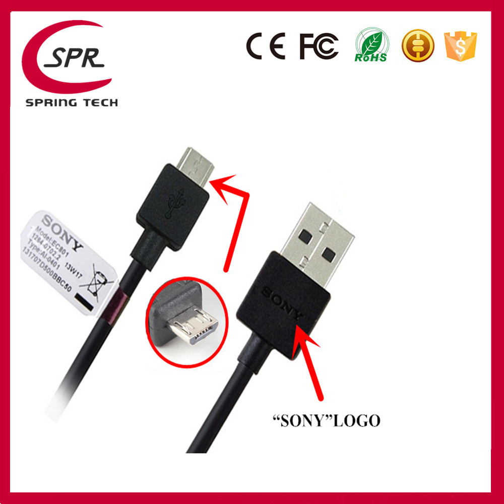 Sony Charger Cable Wholesale Suppliers Alibaba Data Micro Usb Ec803 Original