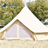 5m cotton canvas bell tent