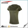 Womens summer blank dri fit t-shirts wholesale