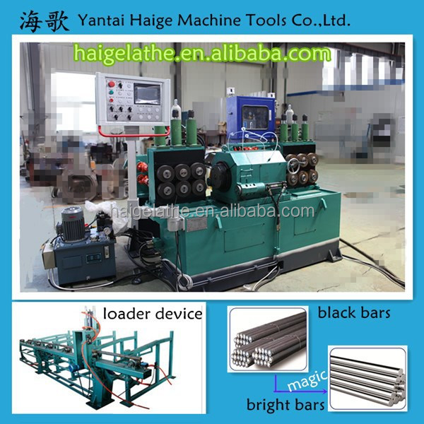 manual round steel bar peeling machine tools/lathes