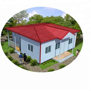 Cebu Philippines Low Cost Prefab Houses For Sale In South