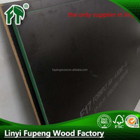 F17 waterproof laminate film faced plywood building construction material for Australian market