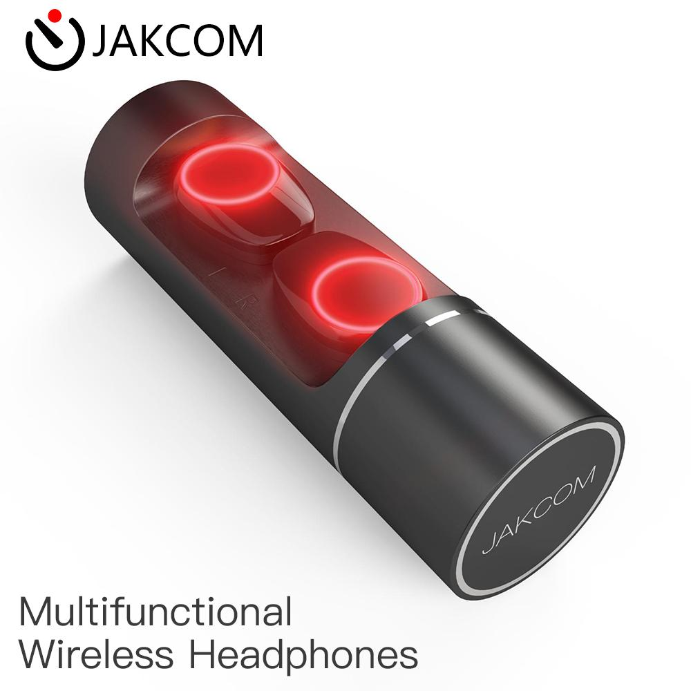 JAKCOM TWS Smart Wireless Headphone As Earphones Headphones like pajero <strong>v20</strong> shock vhs video player batteries