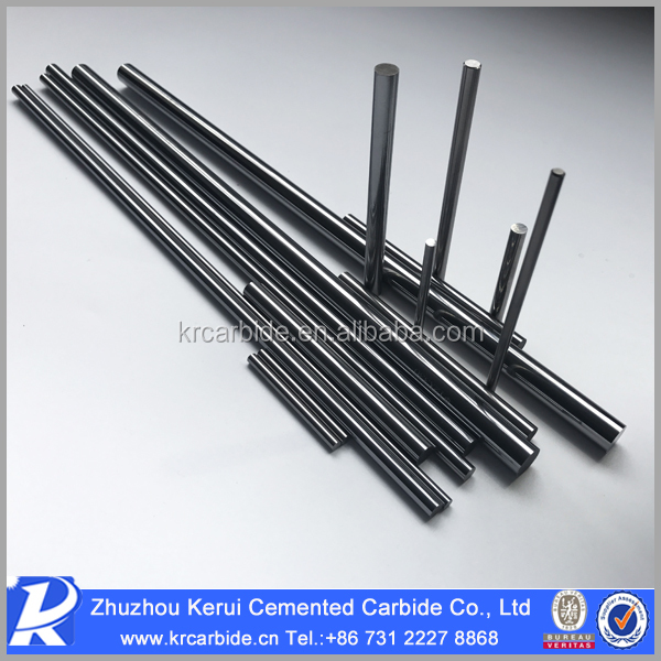 Tungsten Cobalt / Tungsten Carbide Ground Round Rods