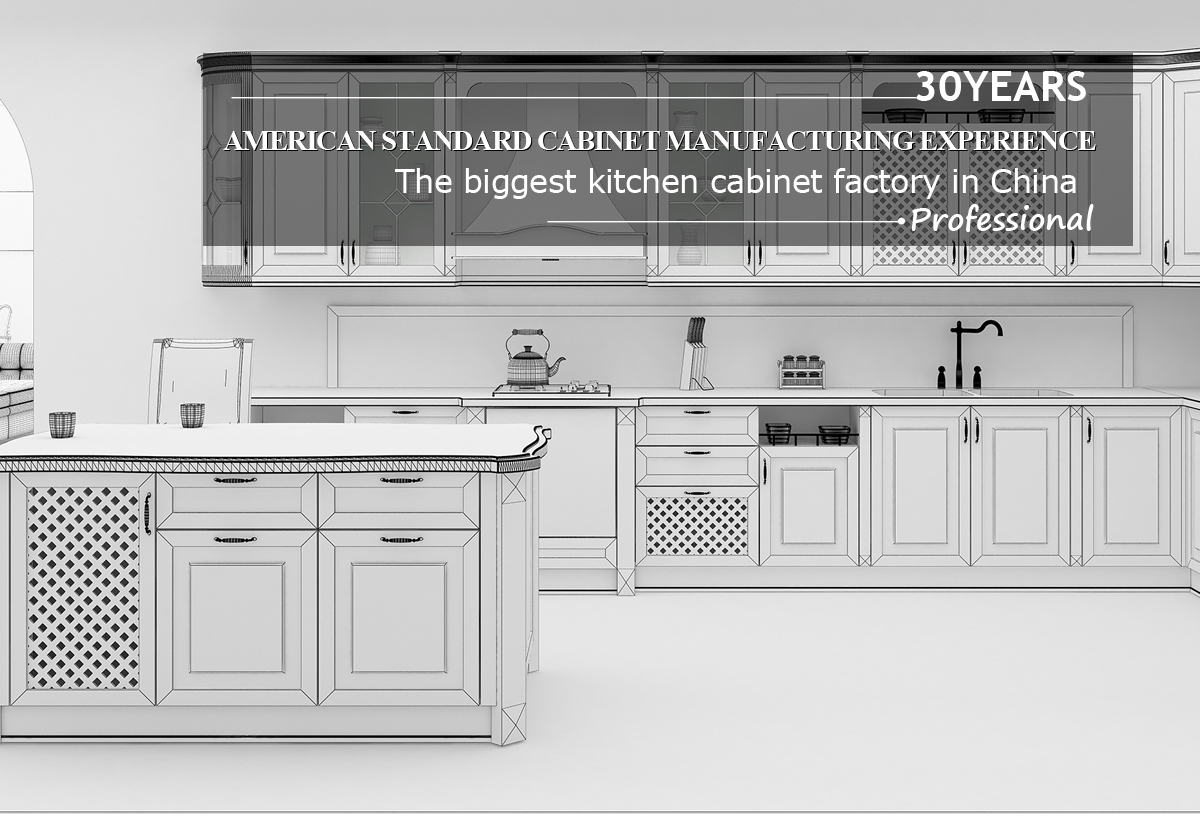 Jiangsu Sunwell Cabinetry Co., Ltd. - Kitchen cabinet, Bathroom vanity