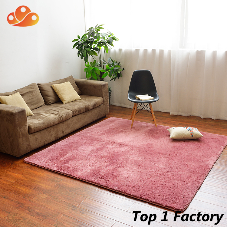 New Arrival Fast dry indoor modern carpet for living room
