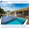UV and mildew resistant swimming pool covers