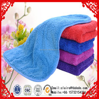 Cheap Quick Dry hair drying turban microfiber Hair removal towel