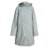 Fashion Men Women Cotton Nylon Waterproof Breathable Tape Seam Rain Coat Jacket