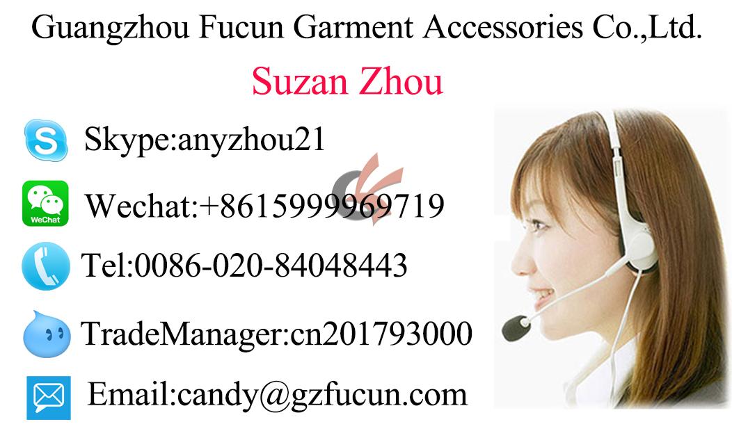 Suzan business card