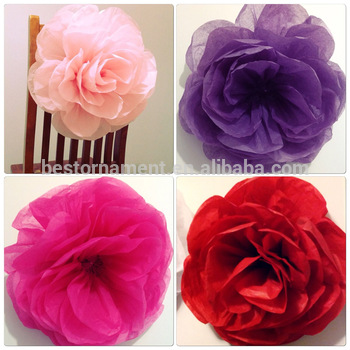 Paperbloomz large paper roses tissue paper flowers for wall paperbloomz large paper roses tissue paper flowers for wall decorations mightylinksfo