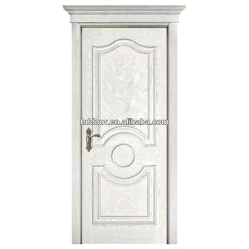 Victorian Style Interior Doors Swinging Solid Wooden Door Series
