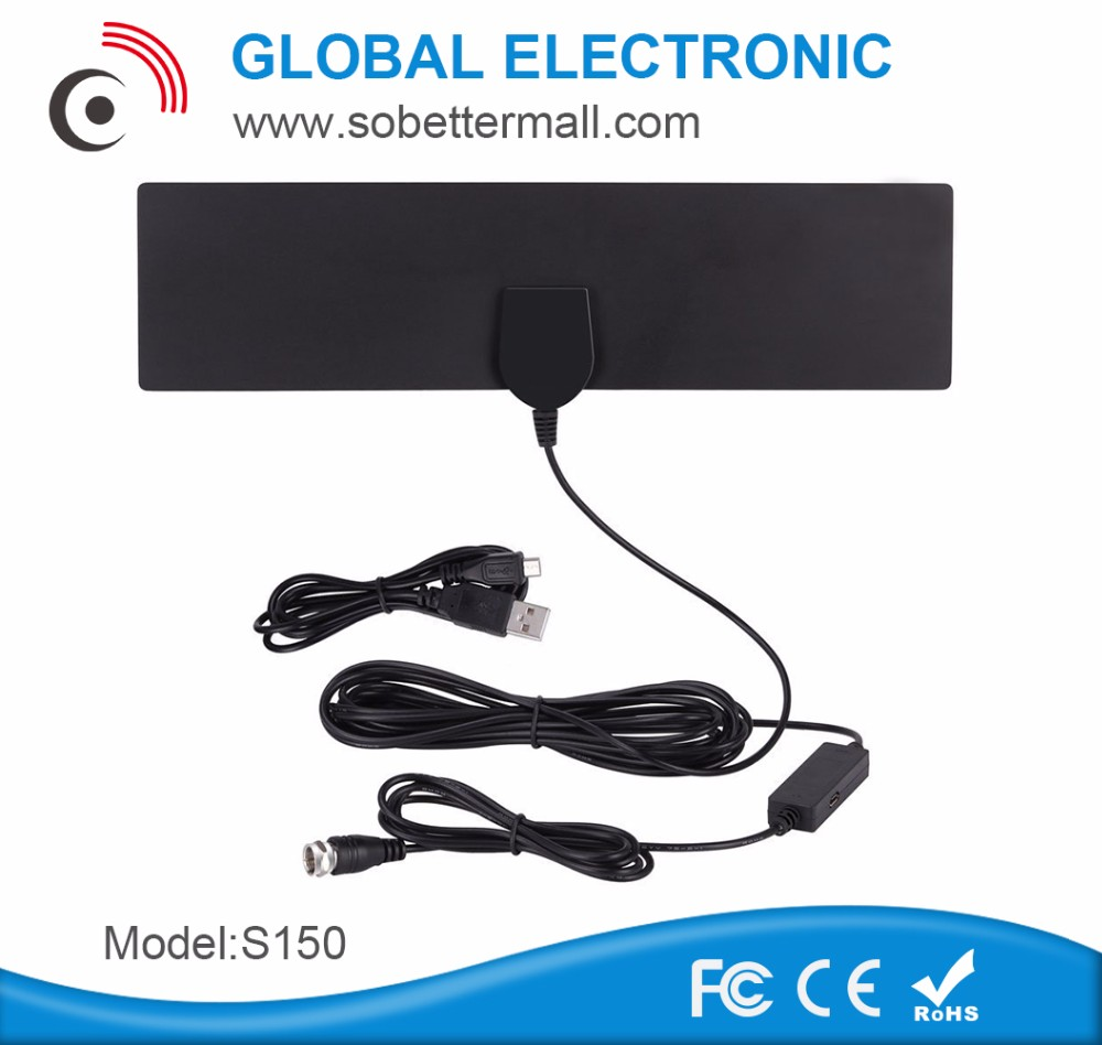 Best Indoor Digital Tv Antenna For Mechanical And Electrical Station S150 -  Buy Digital Tv Antenna,Tv Antenna,Indoor Tv Antenna Product on Alibaba com