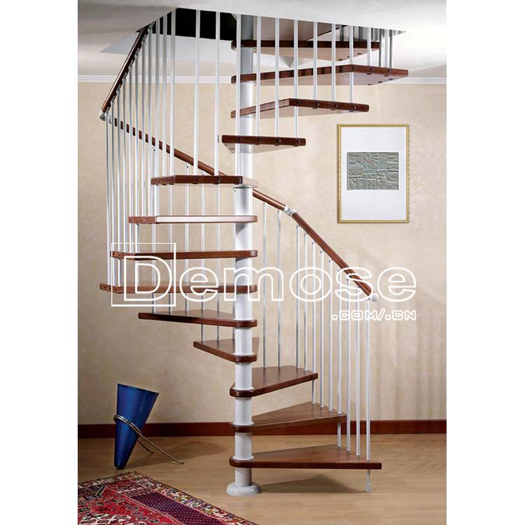 Materiales de construcci n peque o espacio escaleras de caracol piezas de escaleras - Materiales para escaleras ...
