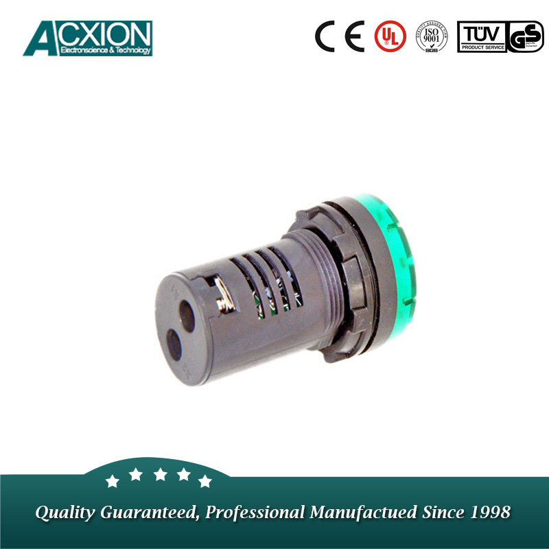 ABS LED Indicator Light Pilot Lamp China Button Factory