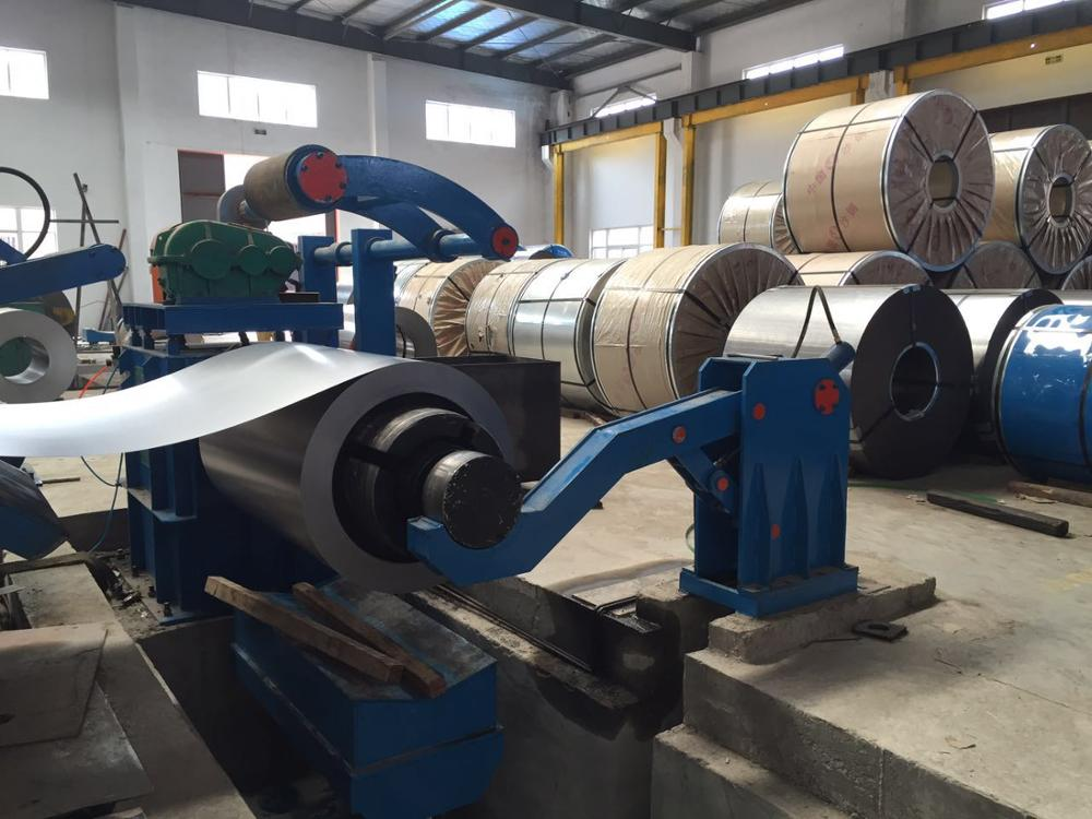 steel coil slitting machine factory sale