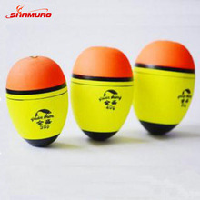 Wholesale EVA 30g 40g 50g Fishing Fluorescent Light Sea Foam Fishing Float for Fishing