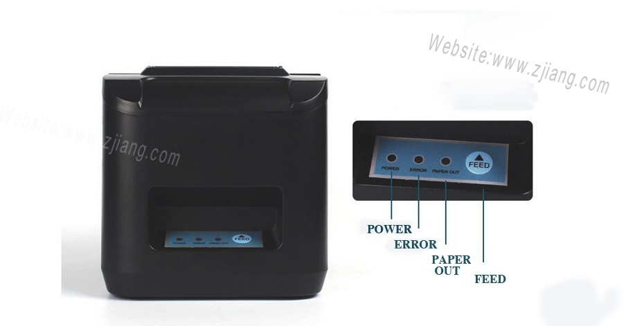 Bank Pos /logistics Receipt Journal Thermal Pos Printer With Receipt  Printer Driver Pos 8320 - Buy Printer,Thermal Pos Printer,Printer With  Receipt