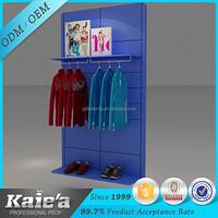 2016 KED online men's retail clothing store display furniture