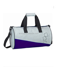Duffle Carry on Bag with Outside Pocket and Shoulder Strap