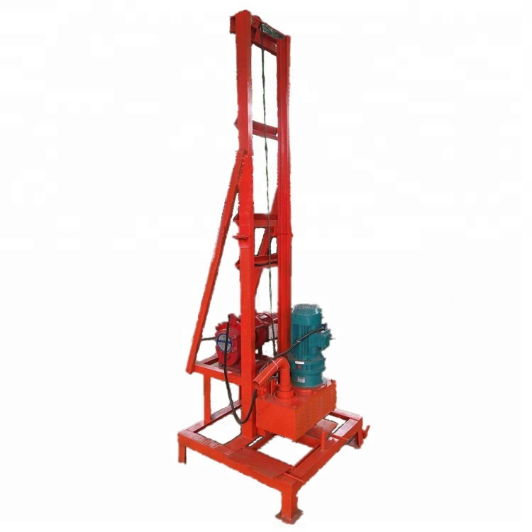 Anchor Earth Water Drilling Machine in India Prijs