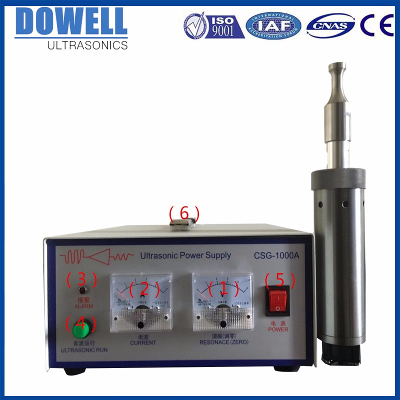 lab research ultrasound 28khz 800w ultrasonic sewage treatment wastewater treatment sewage disposal treatment machine system