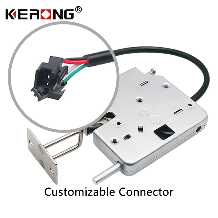 KERONG Main Products Smart Electric Cabinet Lock