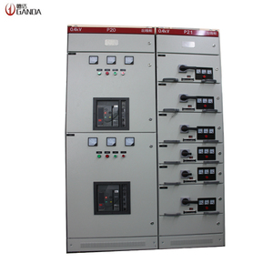 GCS Serie laagspanning draw type power distribution switch box